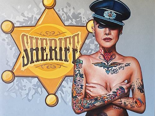 """Luigi Muto """"Sheriff"""""""