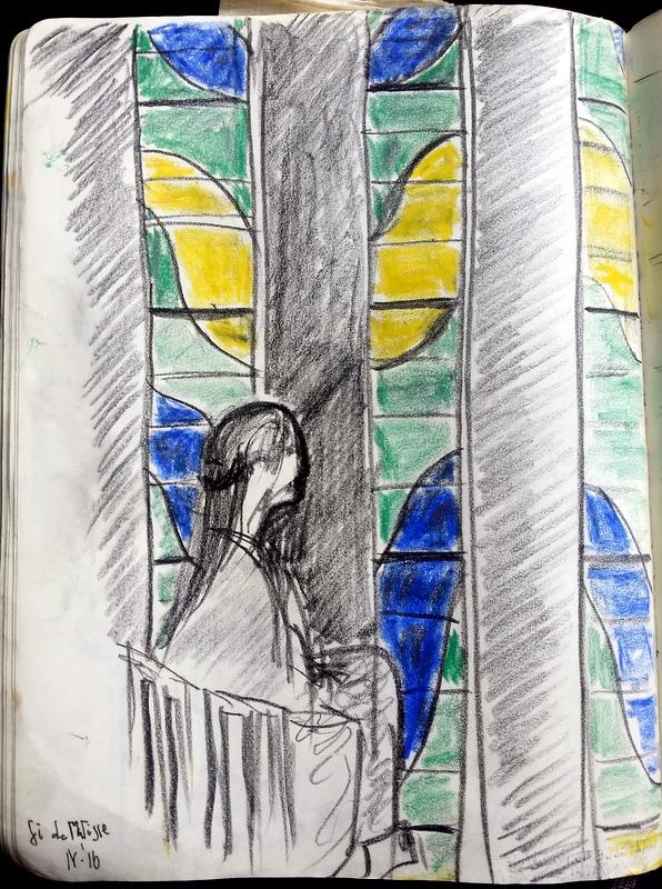 chapelle rosaire h.m. - studio