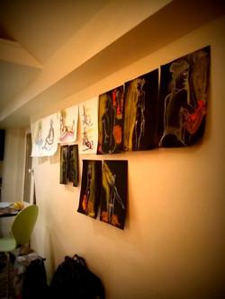 paris studio - 2016