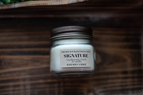 8 oz. Soy Signature Candle