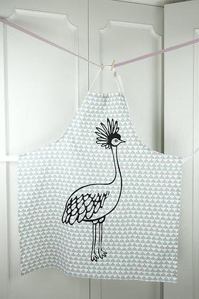 La Cocotte Grey Adult apron