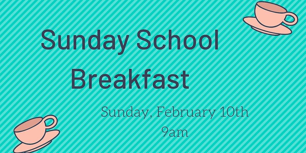 Sunday School Breakfast