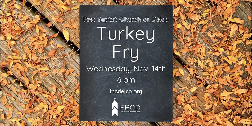 Turkey Fry