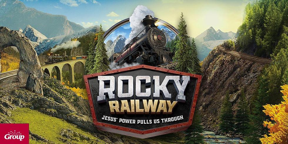 Vacation Bible School: Rocky Railway