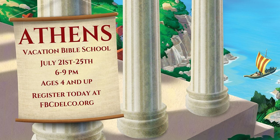 Athens: Vacation Bible School