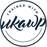 Trained with UNKAWP Logo at The Hullabaloo Collective