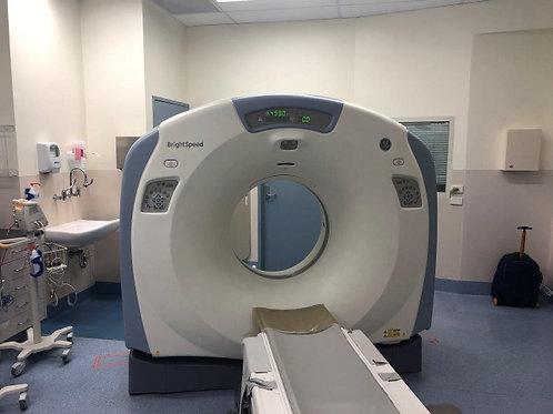 Used GE Brightspeed 16 CT Scanner SKU4497