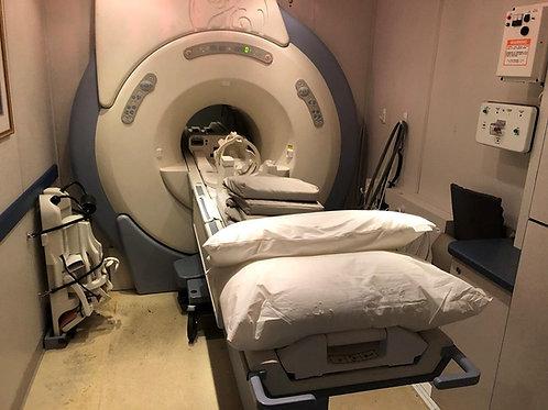 GE 1.5T HDX 23x Mobile MRI EX2284