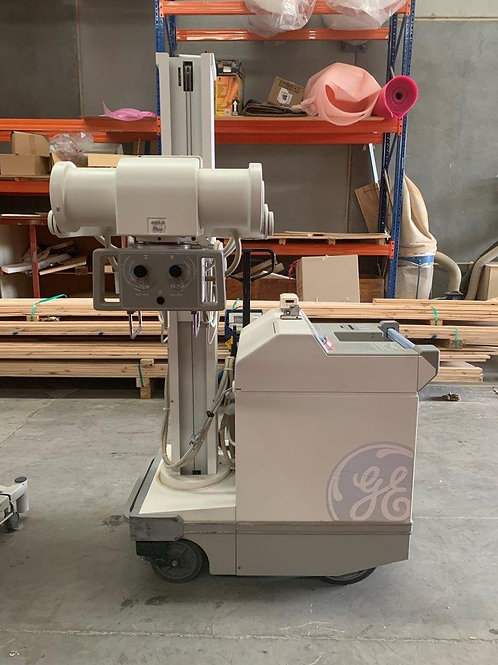 GE AMX4+ mobile X-Ray machine EX1711 EverX