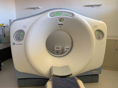GE Lightspeed 16 Slice CT Scanner SKU-EX1627