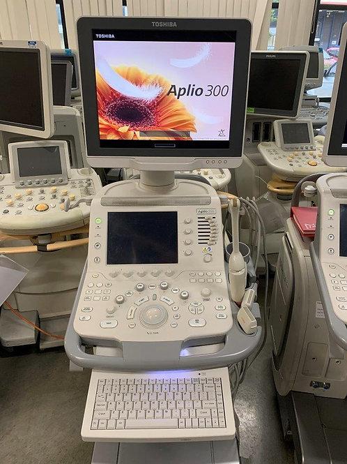 Toshiba Aplio 300