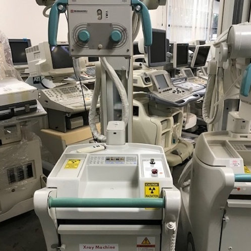 Used Shimadzu MobileArt mobile X-Ray machine SKU4526