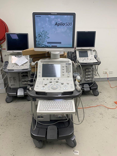Toshiba Aplio 500 EX1907