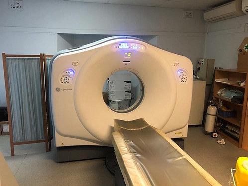GE VCT 64 Slice CT Scanner EX1999