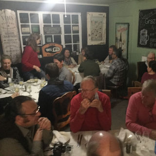 Montpellier Food and Wine Pairing Event.