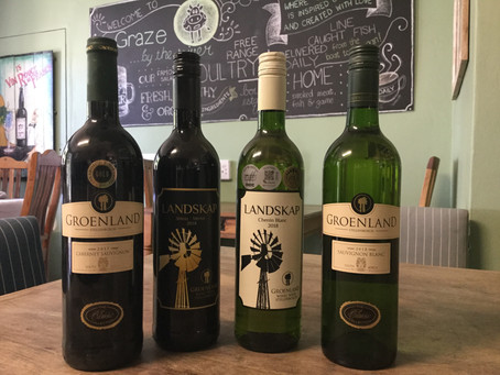 Food and Wine Pairing with Groenland Wines