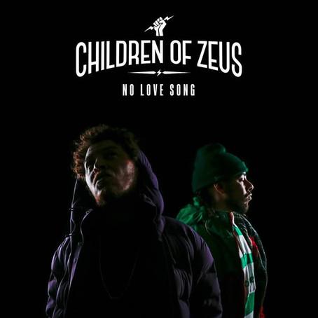 No Love Song, il ritorno dei Children Of Zeus