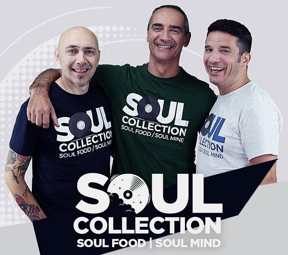 I 3 conduttori, Soul Brothers, Sergio Basi, Andrea Milani e il Toto