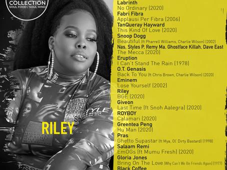 Playlist del 16 ottobre 2020