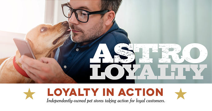 Astro Loyalty Is Taking Action!