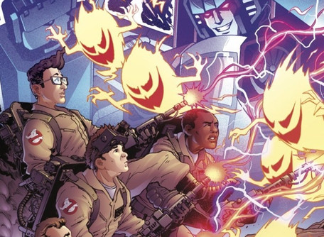 TRANSFORMERS/GHOSTBUSTERS: Ghosts of Cybertron #2 Review - An Underwhelming Follow-up