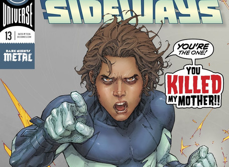 Sideways #13 Review - Tying up loose ends...