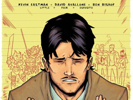 Drawing Blood #2 Review - Picking Up The Pieces