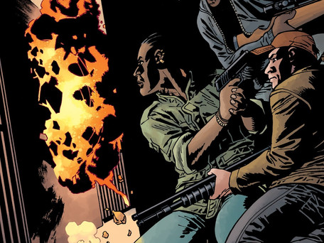 The Walking Dead #189 Review - Prelude to an ending