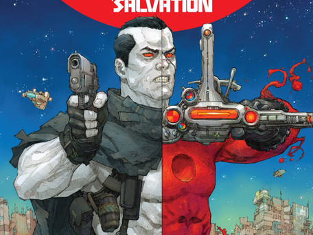 Bloodshot Salvation #11 Review - The Perfect Single Issue