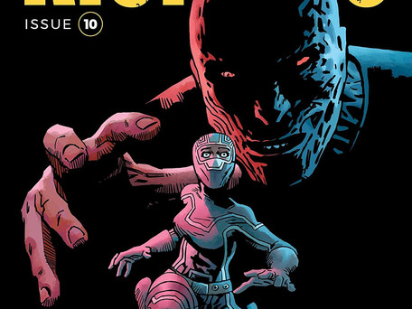 Kick-Ass #10 Review - Clear Step in the Right Direction