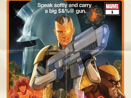 "Cable #1 Review - ""F*@k You Wolverine"""