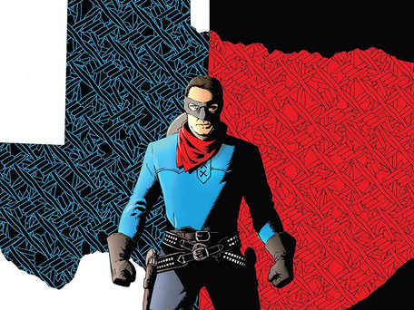 The Lone Ranger #4 Review