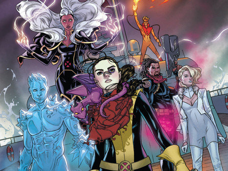 Marauders #1 Review - The X-Men Become Pirates (No Really?)