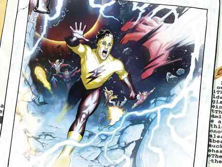 Heroes in Crisis #6  Review - Depressed Heroes Aren't Fun...