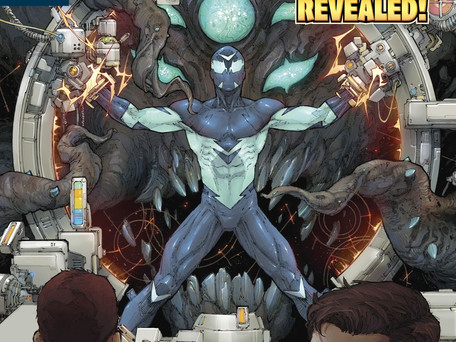 Sideways #12 Review - Spiderman Ripoff Yes, but better