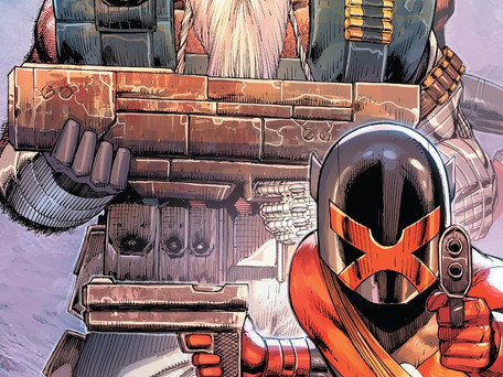 Major X #6 Review - Straight down the memory hole where it belongs...