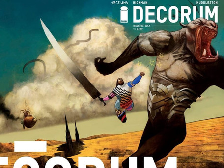 Decorum #3 Review - You can't be a Killer without a Body...