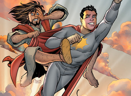Second Coming #2 Review - If Christ was this lame no one would follow him