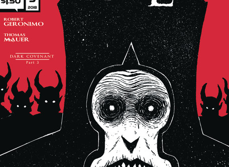 Blood Realm #3 (of 3) Review