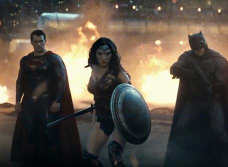 Batman V Superman - Not good but, Better than expected...