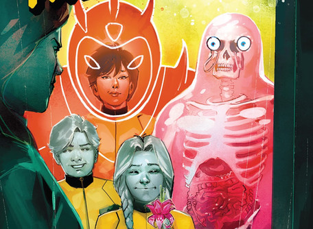New Mutants #3 Review - Starts With A Meh, Ends With A Sigh
