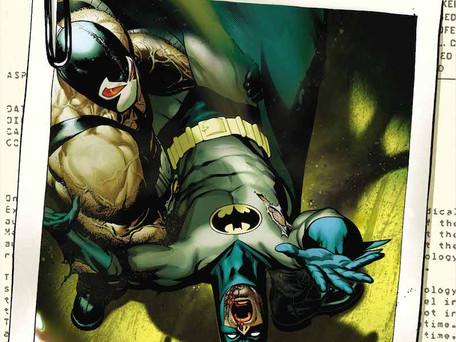 Heroes in Crisis #2 Review - Harley Quinn Beats Batman
