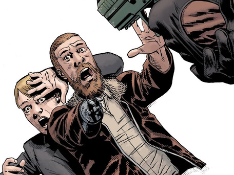 The Walking Dead #186 Review