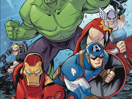 Marvel Action: Avengers #1 Review
