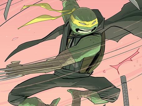 Teenage Mutant Ninja Turtles: Jennika #1 Review - More Than Just a Gimmick