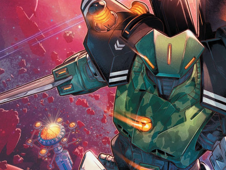 Mighty Morphin Power Rangers #34 Review                                                         &quo