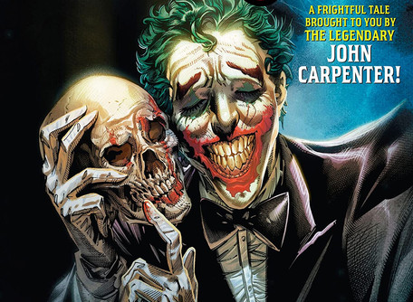 Joker: Year of the Villain #1 Review - He's Not Crazy, He's Evil