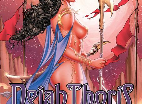 Dejah Thoris #1 Review - John Carter of Mars for Dummies
