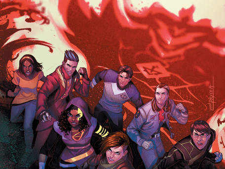 Mighty Morphin Power Rangers #37 Review - Finally Something interesting...