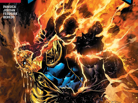 The Curse of Brimstone #9 - Review: How the hell did this series get canceled?
